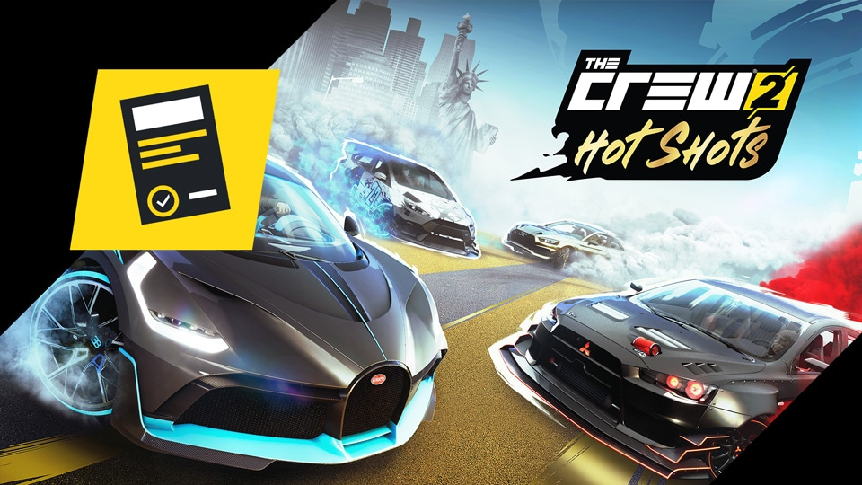 The Crew 2 Hot Shots Patch 1 3 0 Notes April 24th Pc Ps4 Xb1