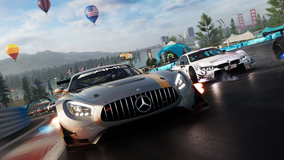 PC Version Overview | The Crew 2 | Ubisoft