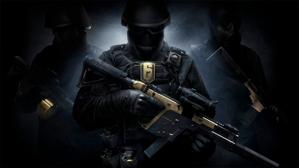 Rainbow Six Siege Year 3 Pass Key Art