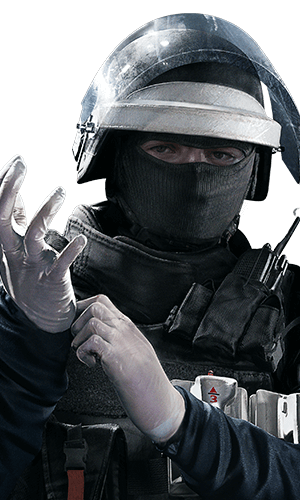 Doc Portrait - Rainbow Six Siege