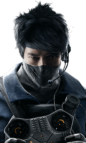 Echo Portrait - Rainbow Six Siege