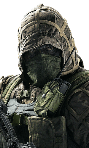 Kapkan Portrait - Rainbow Six Siege