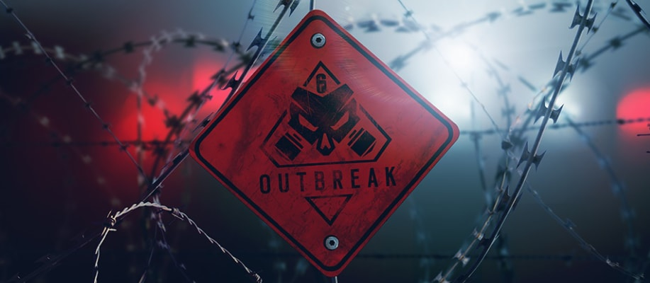 Image result for rainbow six siege outbreak