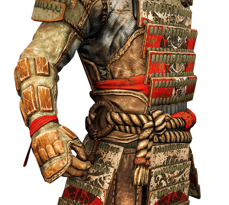 Warriors Orochi 3 Ultimate Equip Items: The Orochi - For Honor Samurai Faction