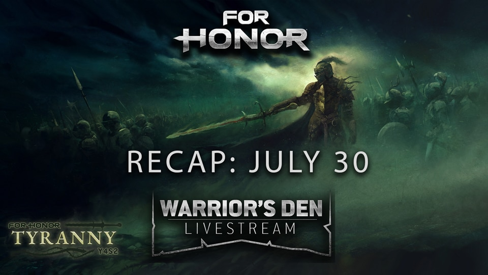 WD-Recap-july-30