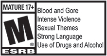[FC5] ESRB M + Descriptors (updated)