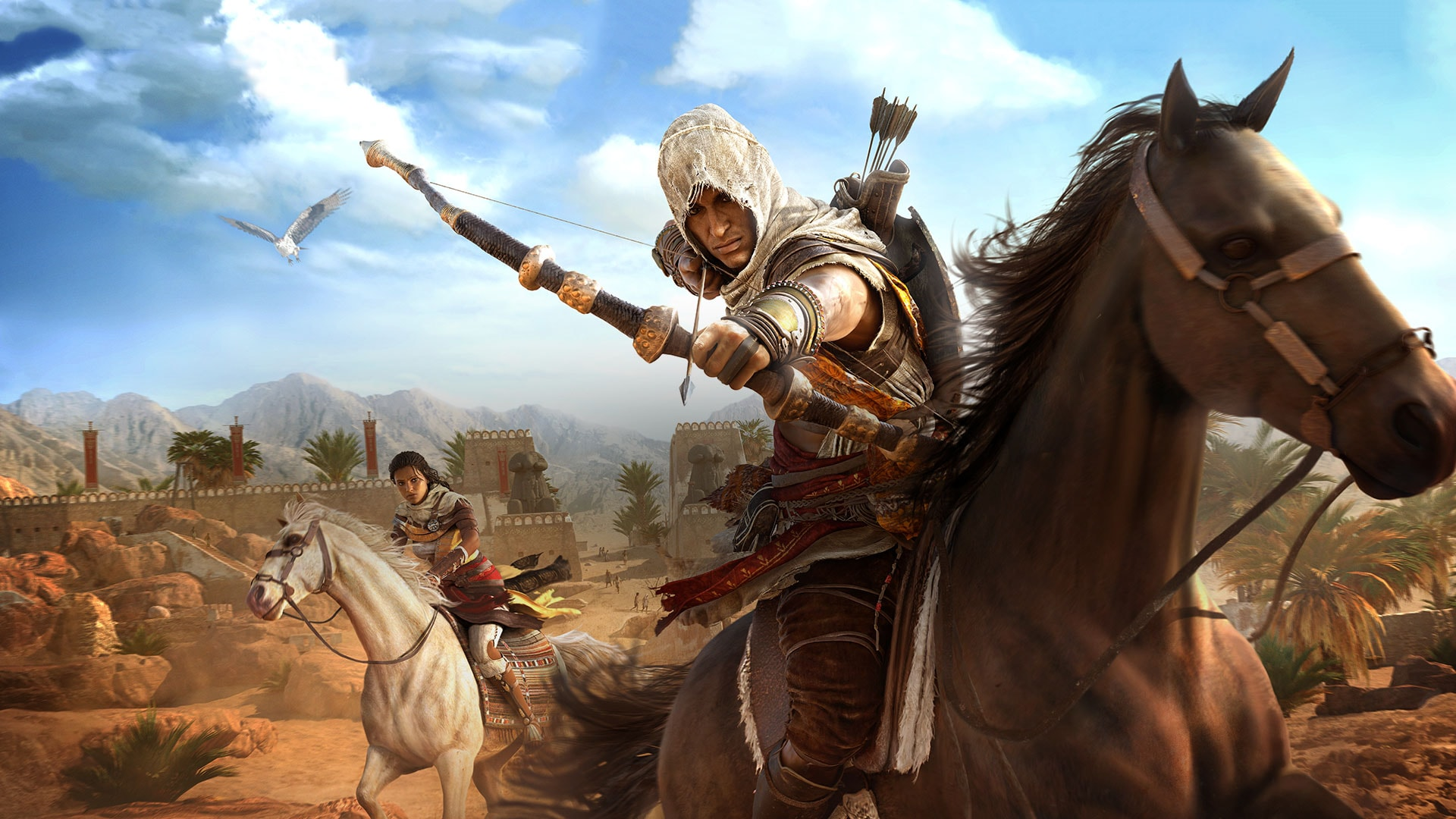 Assassin S Creed Origins On Xbox One Ps4 Pc Ubisoft Us