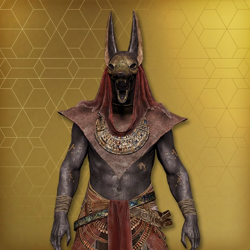 assassins creed origins outfits anubis