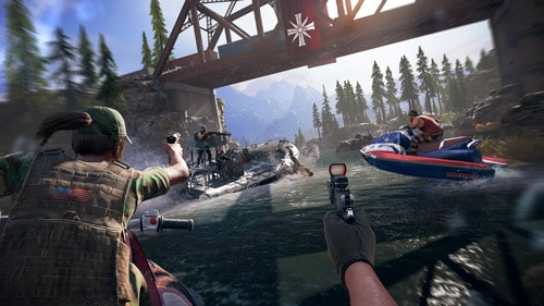 Far Cry 5 Trailers and Wallpaper   Ubisoft (US)