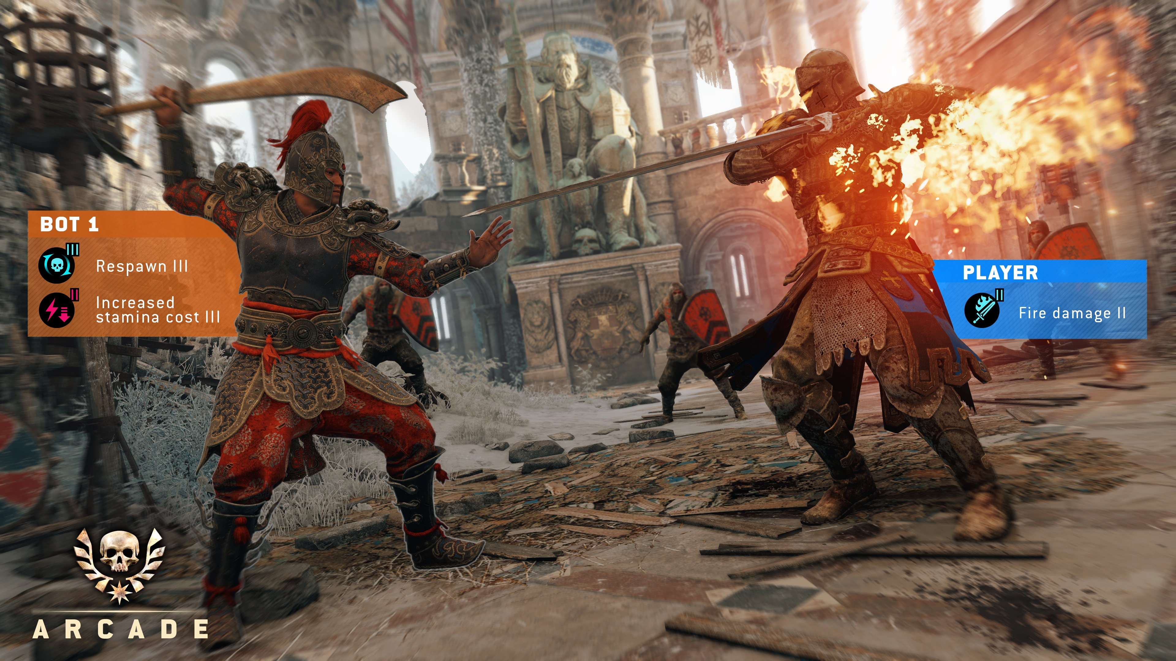 Marching Fire - For Honor Update   Ubisoft (US)