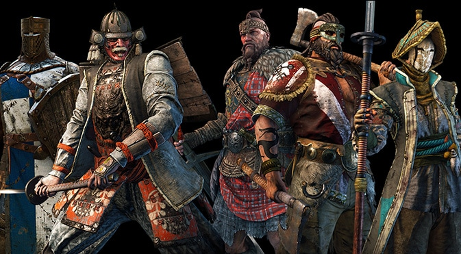 Age of Wolves - For Honor Season 5 | Ubisoft (US)