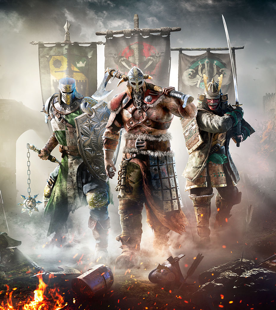 For Honor: Game Factions, Heroes, & Gameplay