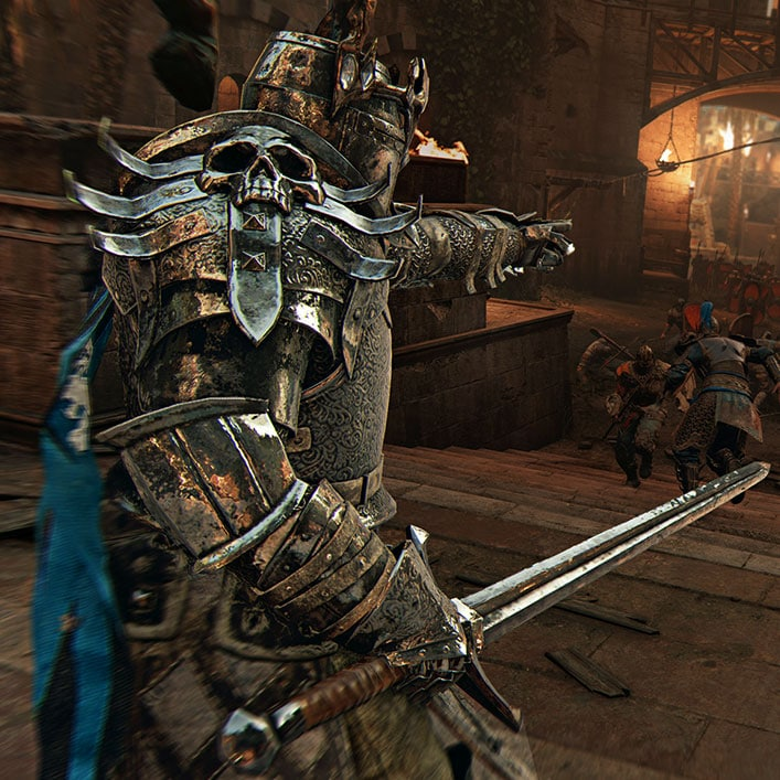 For Honor: Available now on PS4, Xbox One, PC   Ubisoft (US)