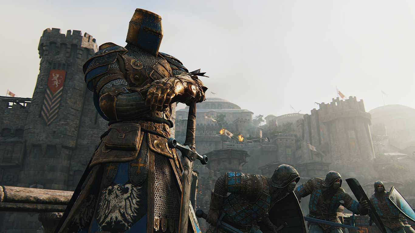 For honor the knights classes gameplay ubisoft us view all knights gumiabroncs Gallery