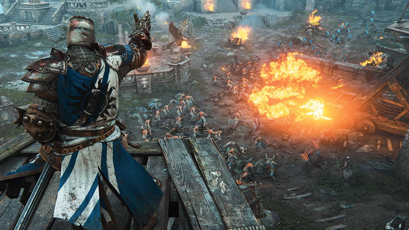 For honor the knights classes gameplay ubisoft us view all knights gumiabroncs Choice Image