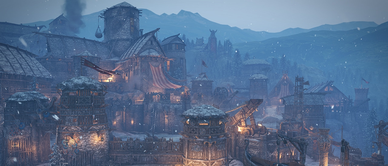 for honor maps  river fort