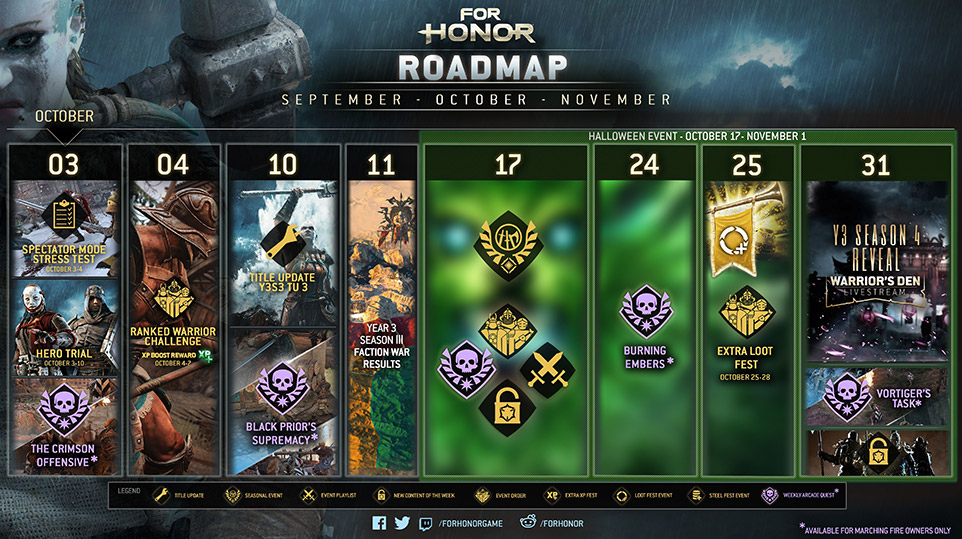 FH_October_Roadmap