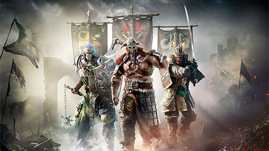 For honor trailers gameplay videos art ubisoft us rewards join the for honor rewards program gumiabroncs Choice Image