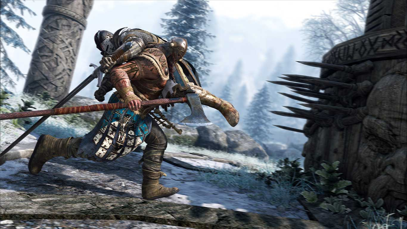 for honor how to catch fleeing enemies