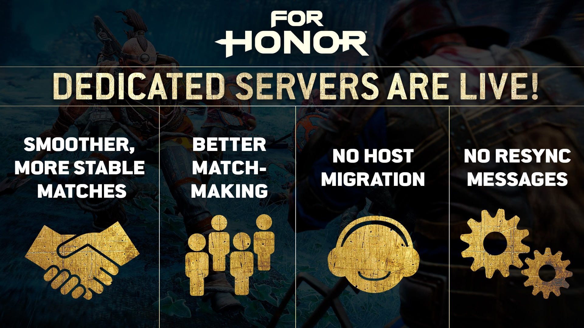 for honor nosteam