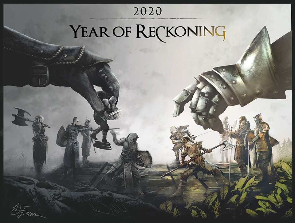 For Honor Year 4: The Year of Reckoning | Ubisoft (US)