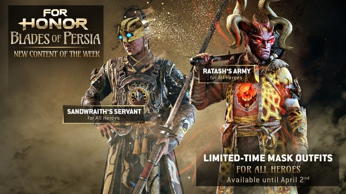 limited time mask outfits