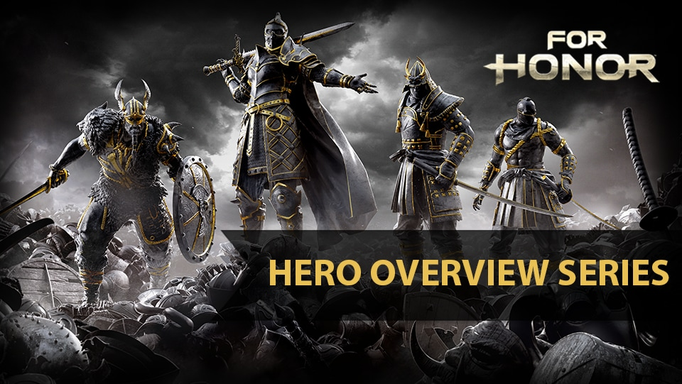 Hero Overview Series