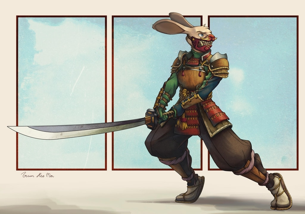 Orochi Rabbit