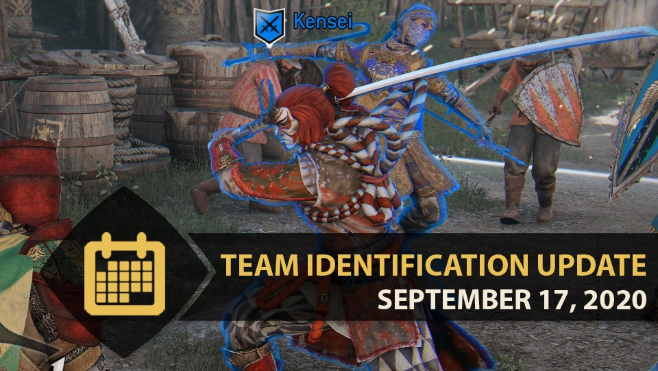 Team Identification Update