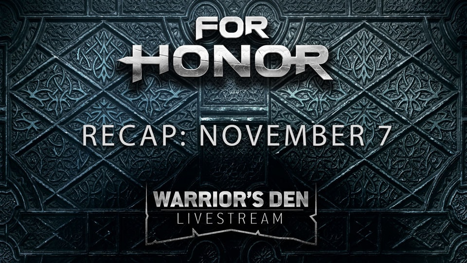 Warrior's-Den-Recap---November-7-2019