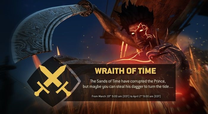wraith of time