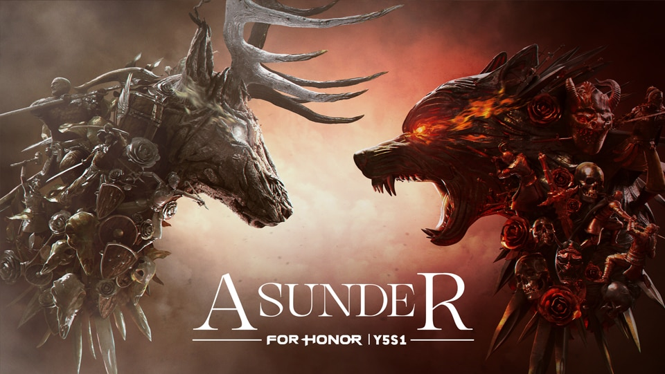 For Honor – Year 5 Season 1 Asunder Out Now_HEADER