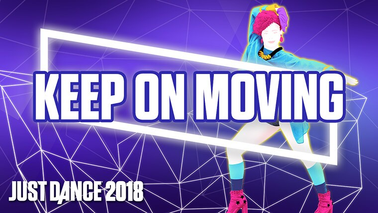Keep On Moving – Michelle Delamor