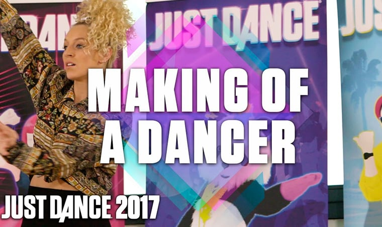 Making Of A Dancer Sneak Peek Trailer