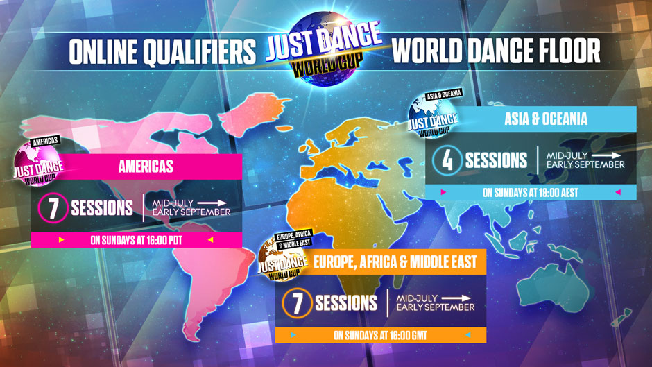 Just Dance World Cup Online Qualifiers