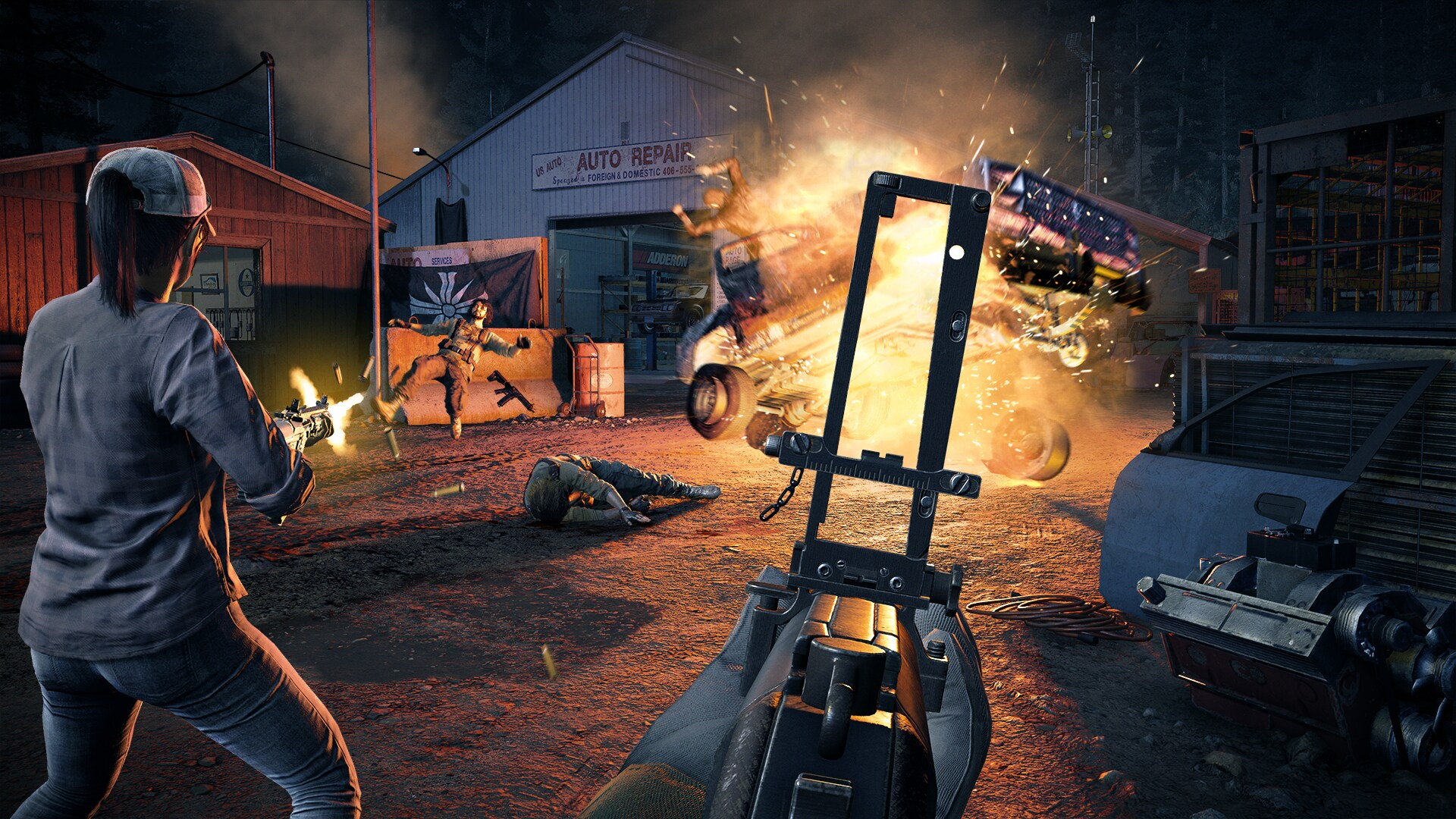5 Tips To Start Far Cry 5 Off With A Bang Far Cry 5 News And