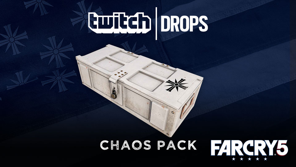 Twitch Drops for Far Cry 5, May 4th 2018 | Far Cry 5 News and