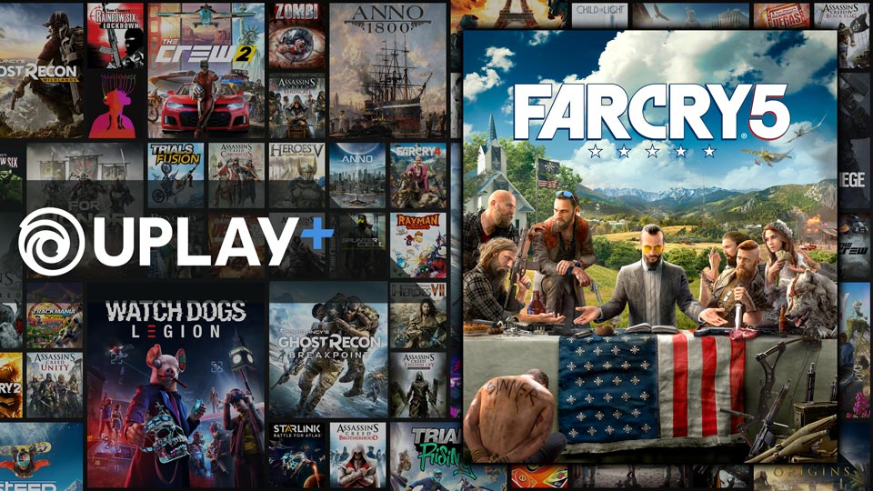 [2019-09-03] Uplay+ Available Now - FC5