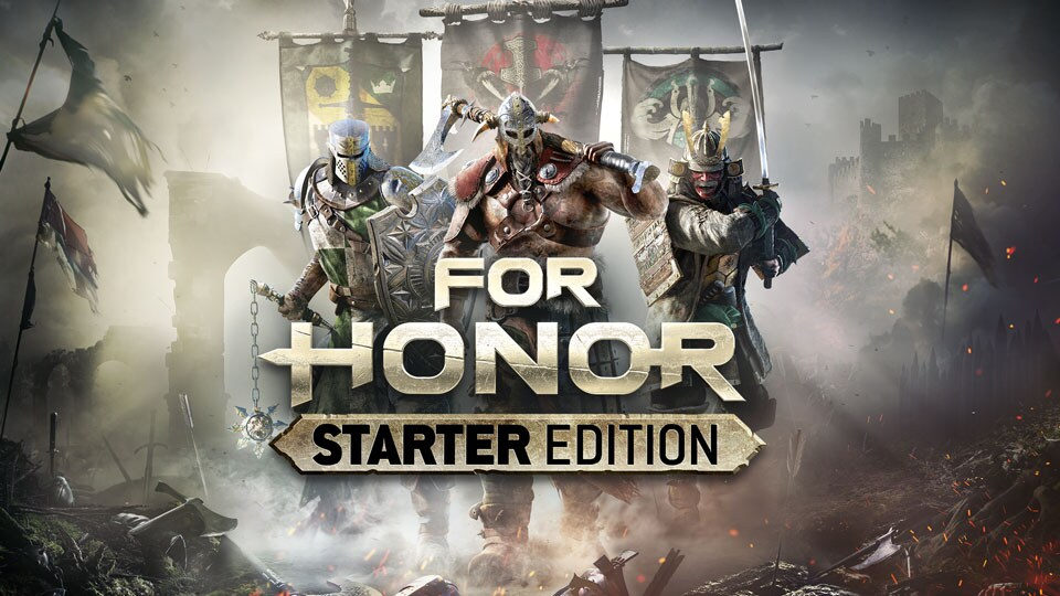 for honor starter edition heroes