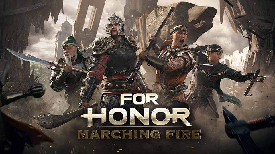 Calendario Ubisoft.For Honor Marching Fire Pc Open Test Starts Today Ubisoft Us