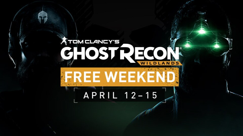 [2018-04-10] GRW Free Weekend - Splinter Cell - THUMB