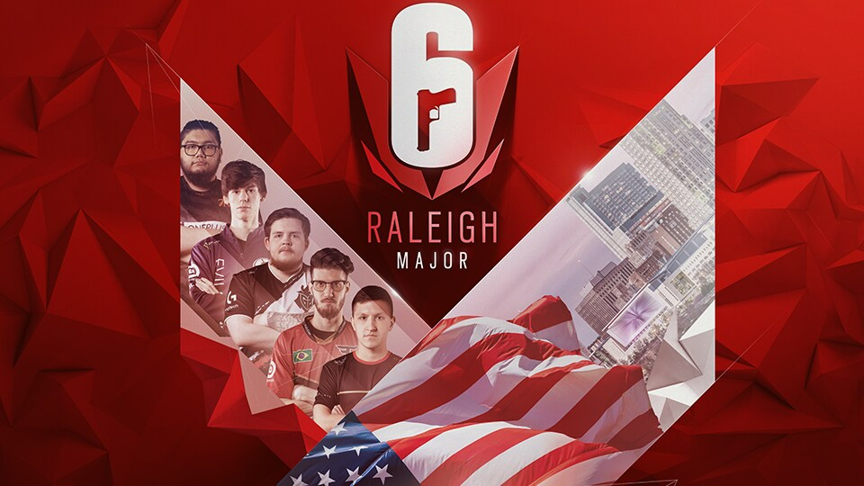 THE RALEIGH MAJOR EVENT GUIDE | Rainbow Six® Siege Game News