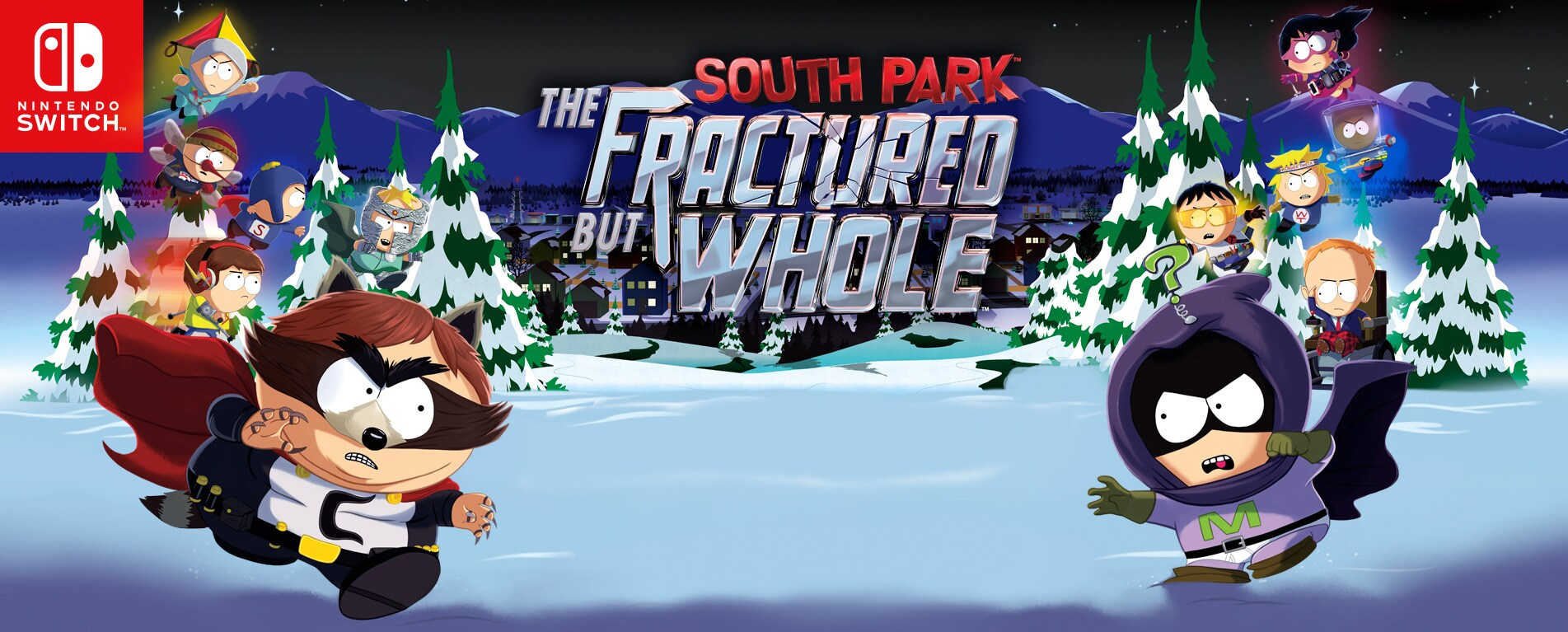 south park: the fractured but whole available now on ps4, xbox one