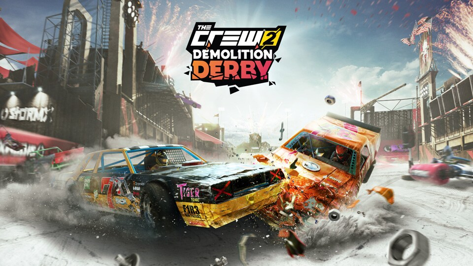 Demolition Derby crashes into The Crew® 2 on December 5! | The Crew