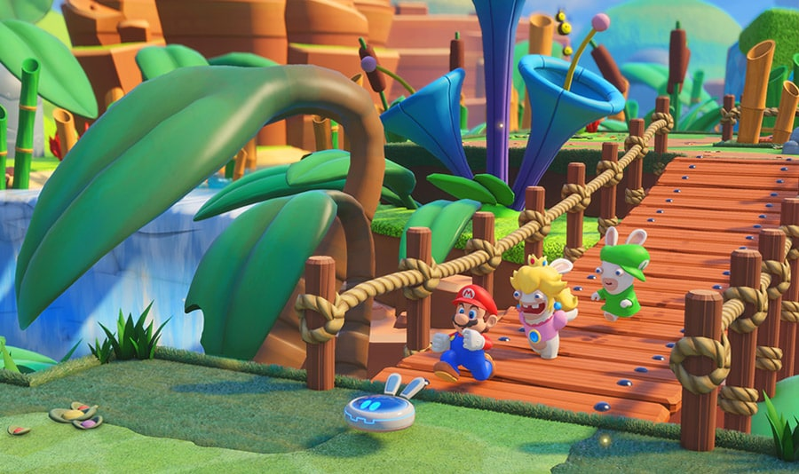 Mario Rabbids Kingdom Battle On Nintendo Switch Ubisoft US - Minecraft spiele poki