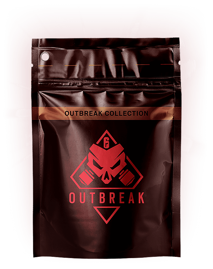 Outbreak Collection Pack - Rainbow Six Siege