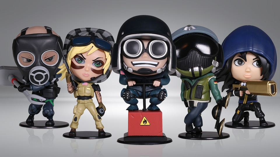 Series 2 Figurines