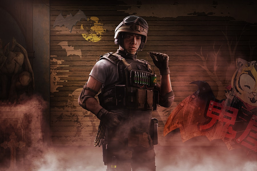 Image result for lesion rainbow six siege