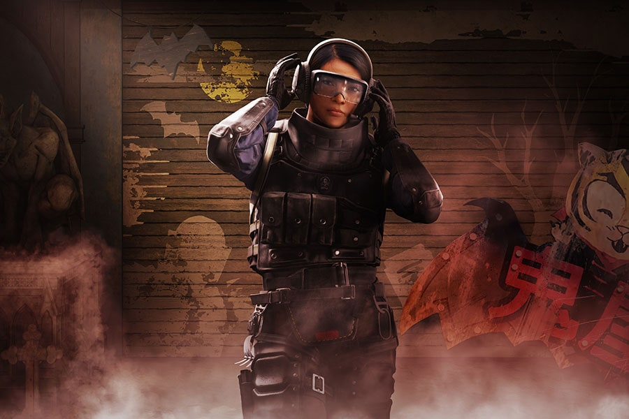 Image result for ying rainbow six siege