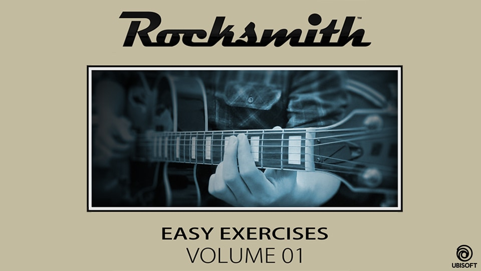 [2019-06-03] Rocksmith Easy Exercises Vol